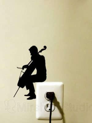 man play the cello - Gift For Musicians