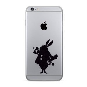 Alice in Wonderland iphone sticker
