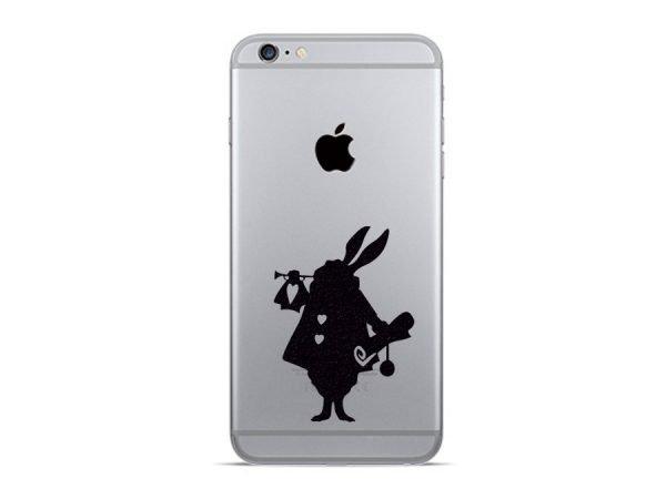 Alice in Wonderland iphone sticker