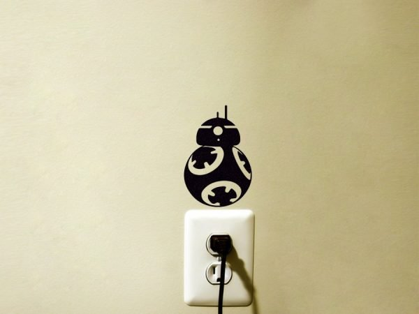 BB8 robot Wall Sticker