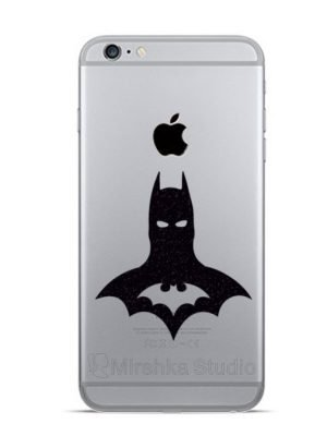 Batman Symbol iPhone Stickers