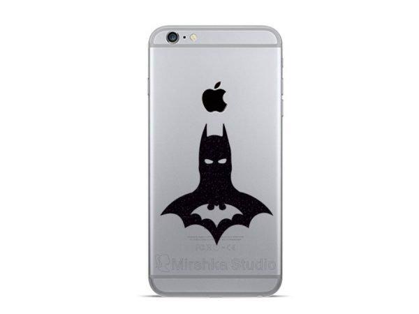 Batman Symbol iPhone Stickers