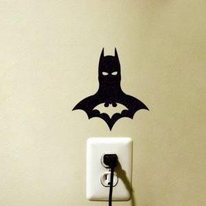 Batman dc comics wall decal