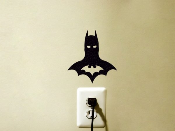 Batman dc comics wall decal