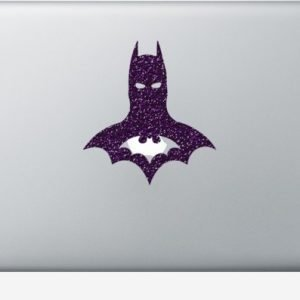 Batman mac sticker