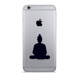 Buddha phone sticker