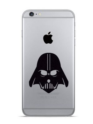Darth Vader iPhone stickers