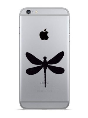 Dragonfly phone sticker