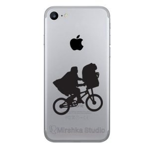 ET Extra Terrestrial iPhone Decal