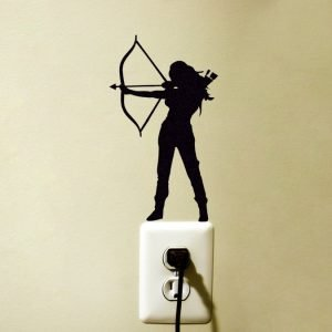 Hunger Games Wall Decal