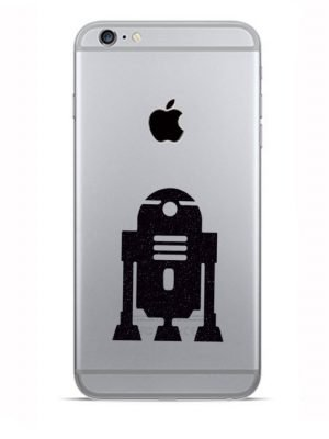 R2 D2 Phone sticker