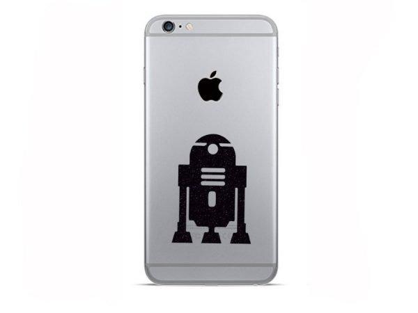 R2 D2 Phone sticker