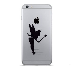 Tinkerbell iPhone Sticker