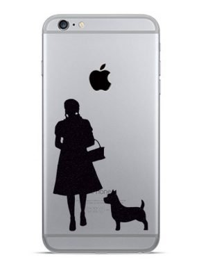 Wizard Of Oz iphone decal