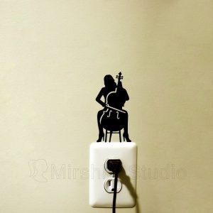 cello art sticker
