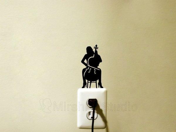 cello art sticker