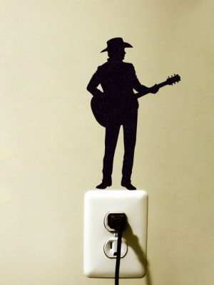 country music lover wall decor