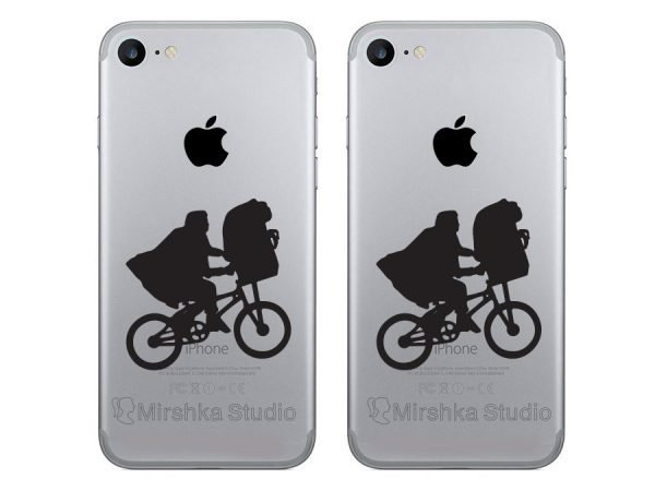 e.t iphone stickers