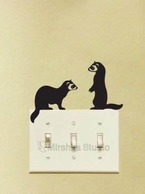 ferret stickers