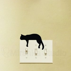 gifts for cat lovers sticker