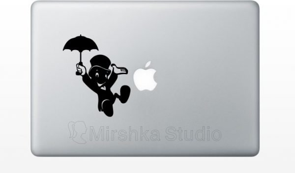 jimny cricket disney mac sticker