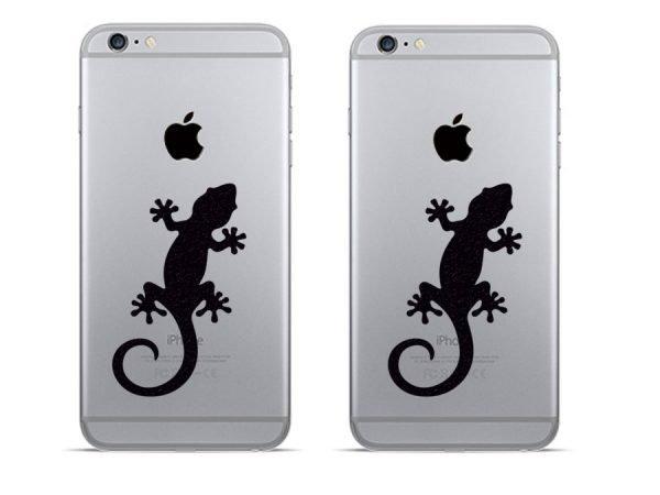 lizards phone decals
