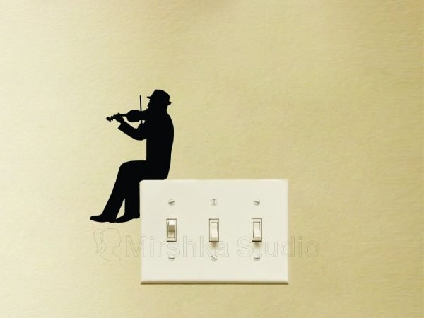 music gifts for students - violin player