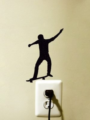 skateboard stickers decal