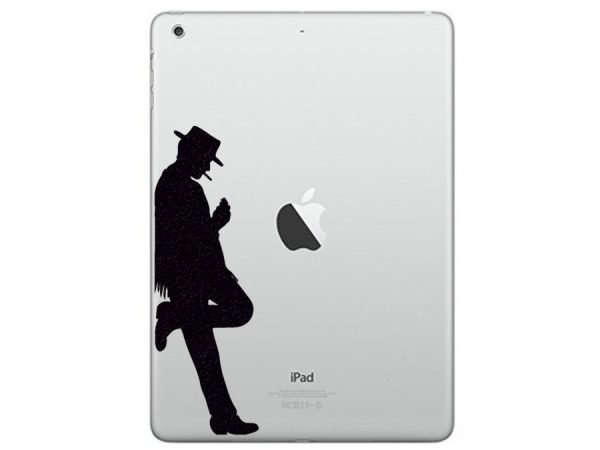 the Good the Bad and the Ugly ipad decor