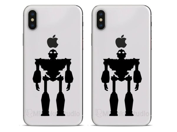 the iron giant 10 decals