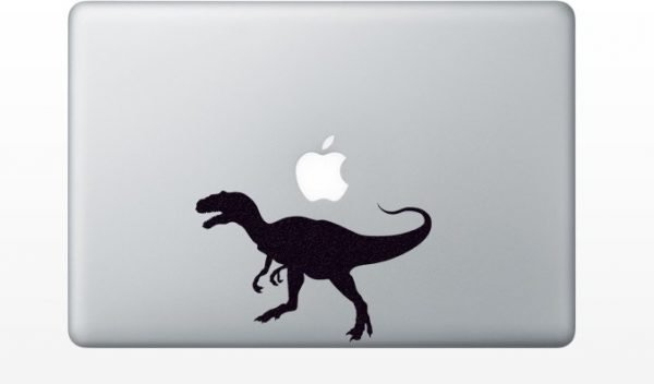 Jurassic Park Dinosaur decal
