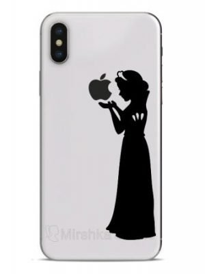 Snow White iPhone stickers