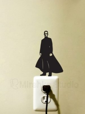 matrix movie sticker