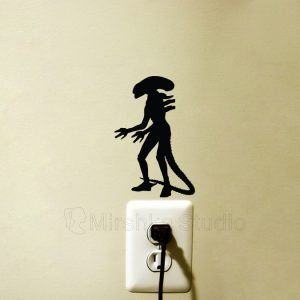 alien movie wall sticker