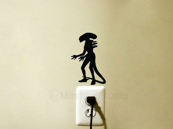 alien movie wall sticker
