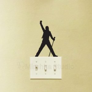 Freddie Mercury Queen sticker
