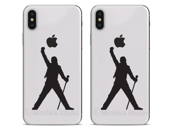 queen iphone sticker