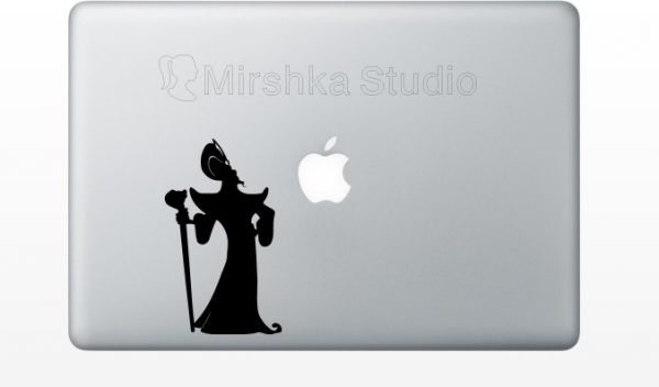 aladin jafar laptop sticker