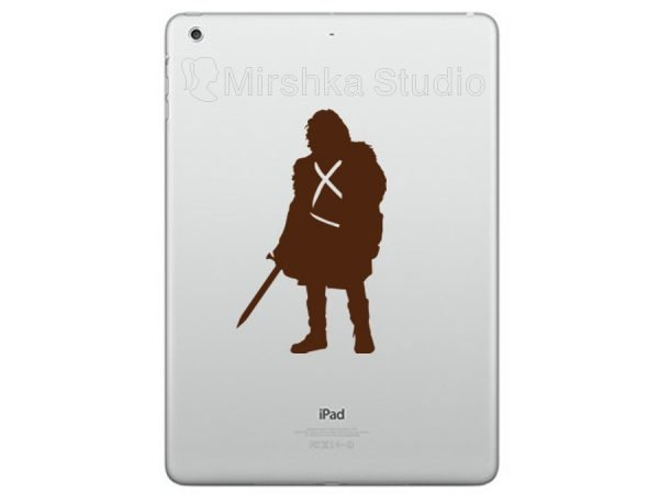 got ipad sticker