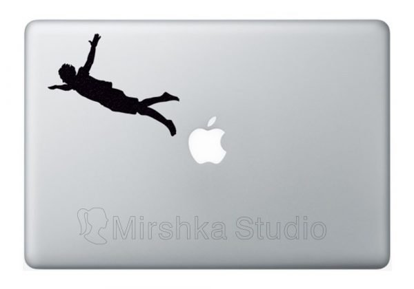 jumper laptop sticker
