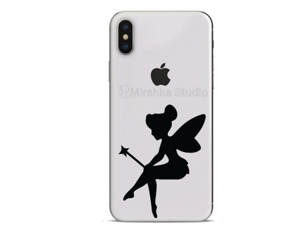 fairy mobile sticker