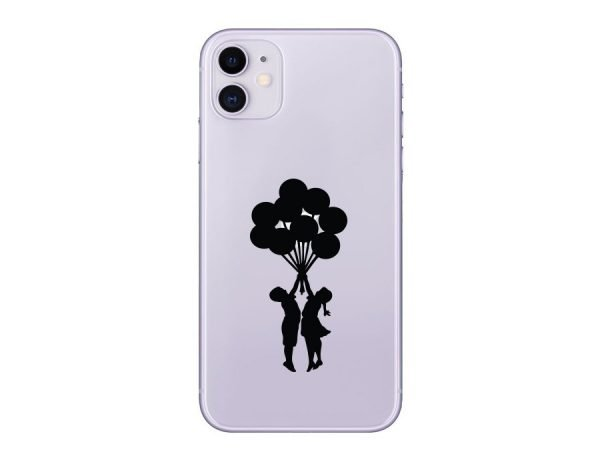 iphone 11 banksy stickers