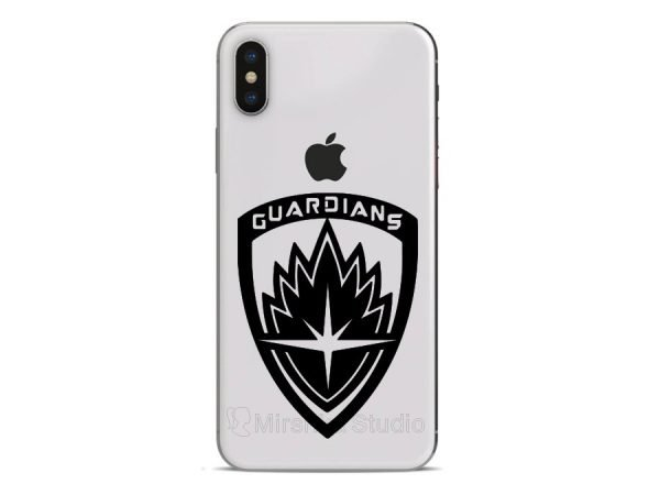 Guardians of the Galaxy iphone sticker