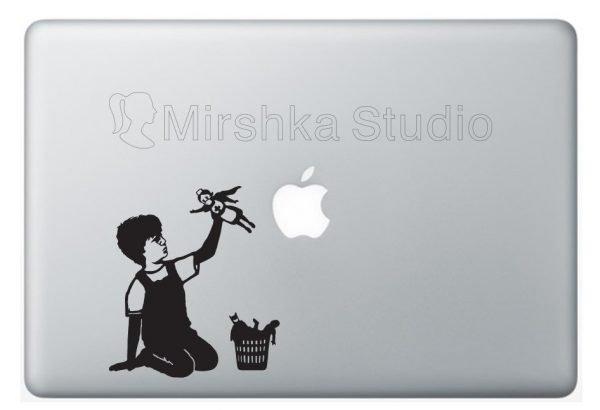 nhs heroes laptop stickers