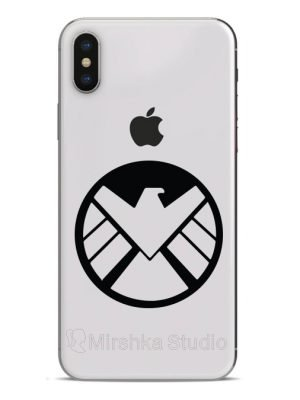 the shield mobile decal