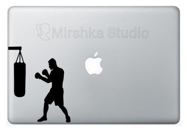 boxer laptop stickers