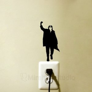 THE BREAKFAST club wall sticker