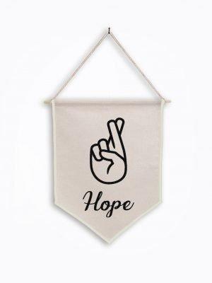 hope wall decor