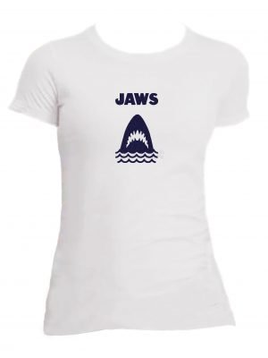 jaws womens shirt